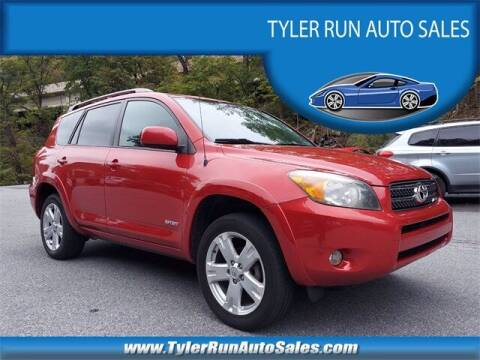2007 Toyota RAV4 for sale at Tyler Run Auto Sales in York PA