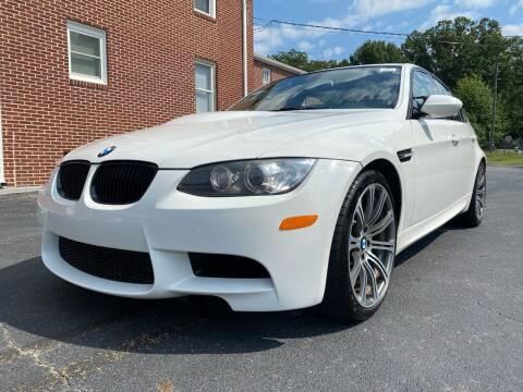 2010 BMW M3 for sale at El Camino Auto Sales Gainesville in Gainesville GA