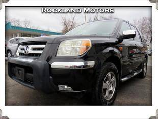 2007 Honda Pilot for sale at Rockland Automall - Rockland Motors in West Nyack NY