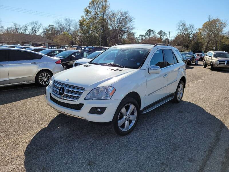 2010 Mercedes-Benz M-Class for sale at 2nd Chance Auto Sales in Montgomery AL