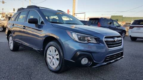 2018 Subaru Outback for sale at Seattle's Auto Deals in Seattle WA