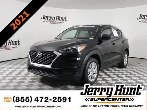 2021 Hyundai Tucson for sale at Jerry Hunt Supercenter in Lexington NC