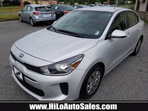 2019 Kia Rio for sale at BuyFromAndy.com at Hi Lo Auto Sales in Frederick MD