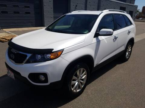 2011 Kia Sorento for sale at The Car Buying Center in St Louis Park MN