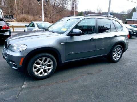 2012 BMW X5 for sale at 125 Auto Finance in Haverhill MA