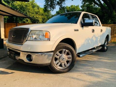 2008 Ford F-150 for sale at DFW Auto Provider in Haltom City TX