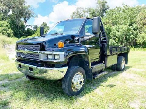 2009 Chevrolet C5500 for sale at Scruggs Motor Company LLC in Palatka FL