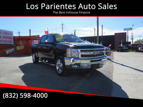 2013 Chevrolet Silverado 1500 for sale at Los Parientes Auto Sales in Houston TX