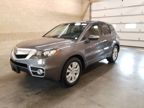 2011 Acura RDX for sale at Great Lakes Classic Cars & Detail Shop in Hilton NY