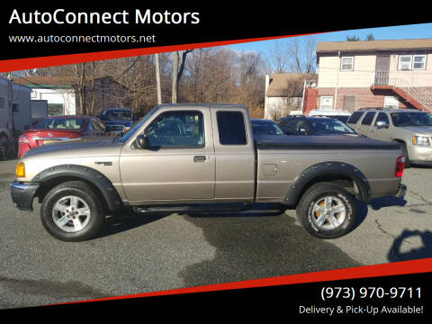 2004 Ford Ranger for sale at AutoConnect Motors in Kenvil NJ