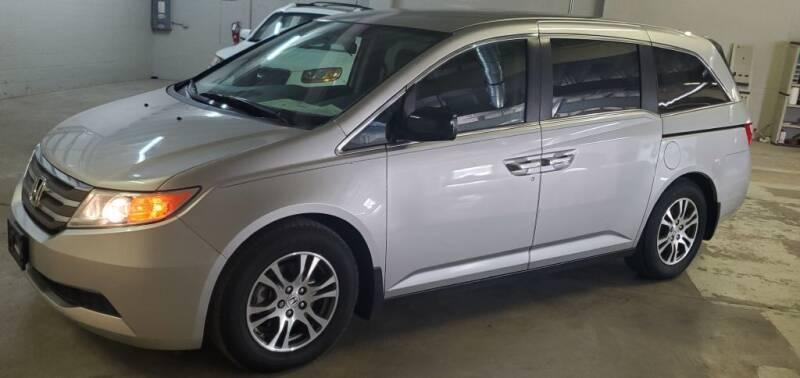 2013 Honda Odyssey for sale at Klika Auto Direct LLC in Olathe KS
