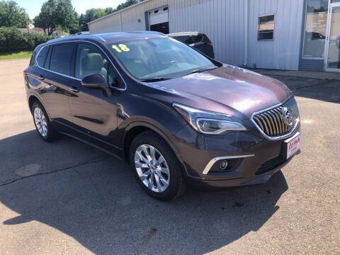 2018 Buick Envision for sale at ROTMAN MOTOR CO in Maquoketa IA