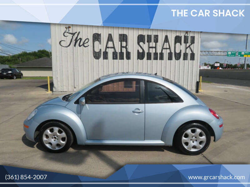 2010 Volkswagen New Beetle for sale at The Car Shack in Corpus Christi TX