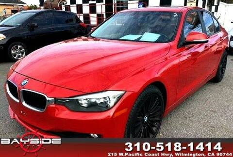 2013 BMW 3 Series for sale at BaySide Auto in Wilmington CA