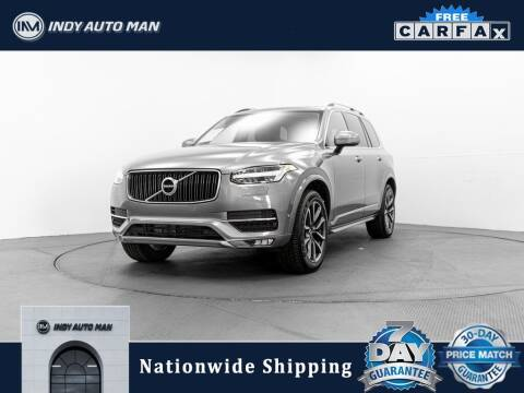 2016 Volvo XC90 for sale at INDY AUTO MAN in Indianapolis IN