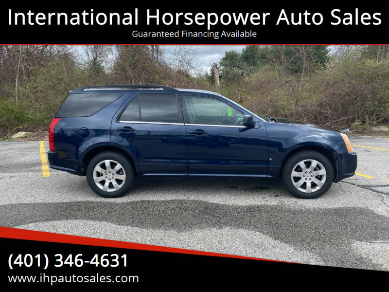 2008 Cadillac SRX for sale at International Horsepower Auto Sales in Warwick RI
