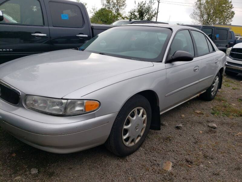 2003 Buick Century for sale at COLONIAL AUTO SALES in North Lima OH