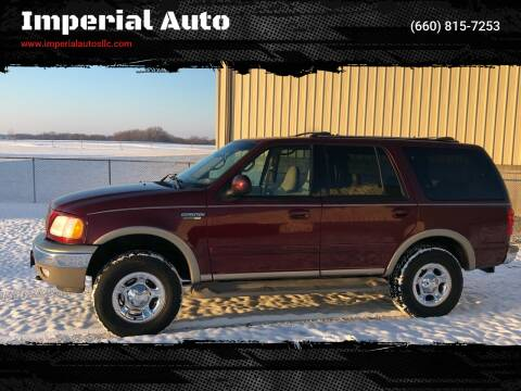 2001 Ford Expedition for sale at Imperial Auto of Marshall in Marshall MO