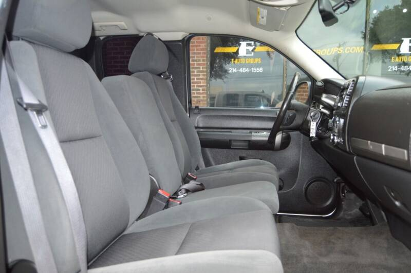 2009 Chevrolet Silverado 1500 4x4 LT 4dr Extended Cab 6.5 ft. SB - Dallas TX