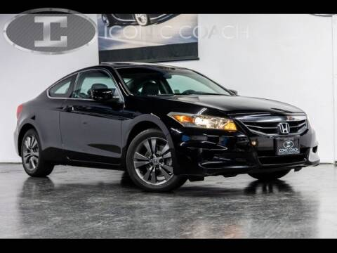 2011 Honda Accord for sale at Iconic Coach in San Diego CA