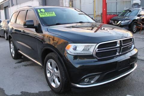 2014 Dodge Durango for sale at LIBERTY AUTOLAND INC - LIBERTY AUTOLAND II INC in Queens Villiage NY