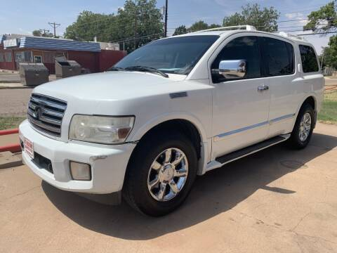 2004 Infiniti QX56 for sale at KD Motors in Lubbock TX