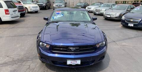 2010 Ford Mustang for sale at Hensley Auto Group in Middletown OH