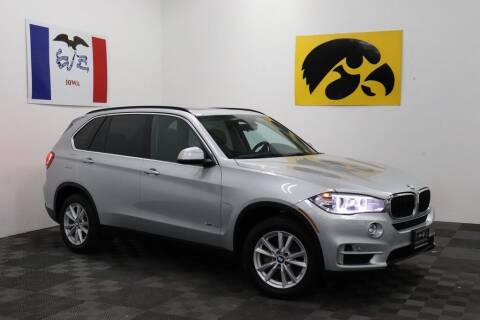 2015 BMW X5 for sale at Carousel Auto Group in Iowa City IA
