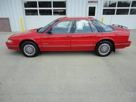 1991 Oldsmobile Cutlass Supreme for sale at Quality Motors Inc in Vermillion SD