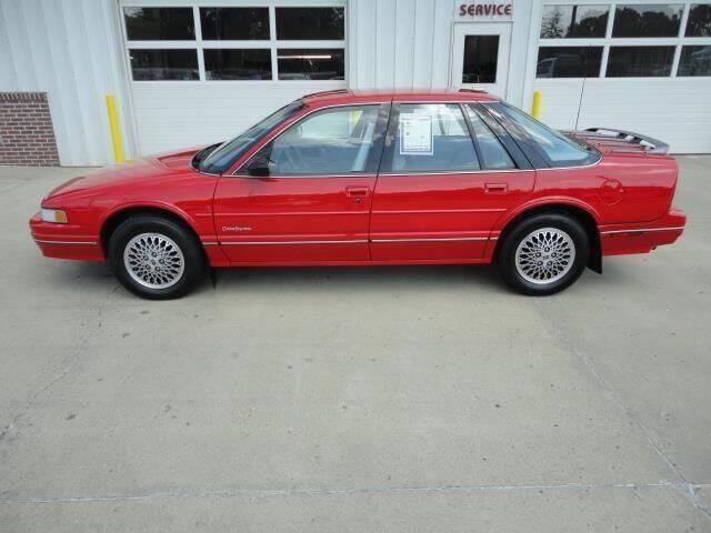 1991 Oldsmobile Cutlass Supreme for sale in Vermillion, SD