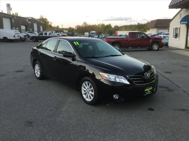 2011 Toyota Camry for sale at SHAKER VALLEY AUTO SALES - Late Models in Enfield NH