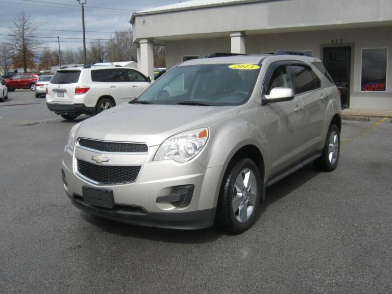 2013 Chevrolet Equinox for sale at Premier Motor Co in Springdale AR