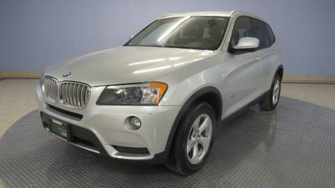 2012 BMW X3 for sale at Hagan Automotive in Chatham IL