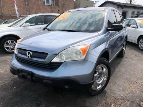 2009 Honda CR-V for sale at Jeff Auto Sales INC in Chicago IL