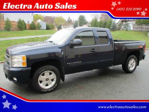 2009 Chevrolet Silverado 1500 for sale at Electra Auto Sales in Johnston RI