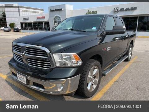 2016 RAM Ram Pickup 1500 for sale at Sam Leman Chrysler Jeep Dodge of Peoria in Peoria IL