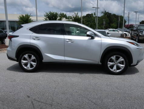 2017 Lexus NX 200t for sale at Southern Auto Solutions - BMW of South Atlanta in Marietta GA