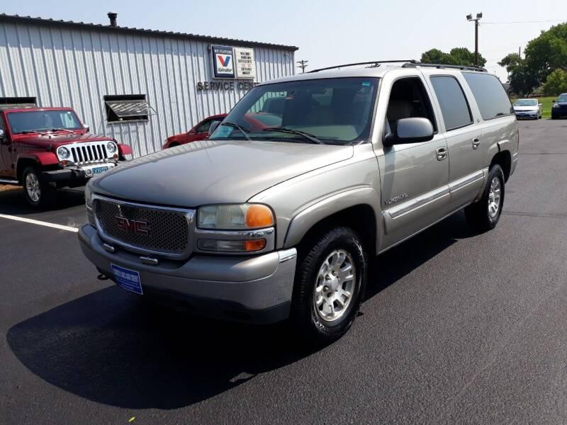 2001 GMC Yukon XL for sale at Dakota Cars and Credit LLC in Sioux Falls SD
