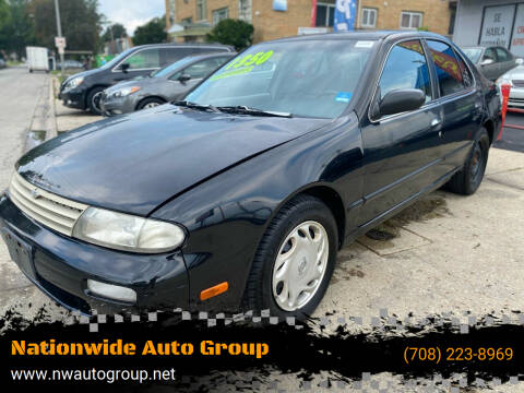 1997 Nissan Altima for sale at Nationwide Auto Group in Melrose Park IL