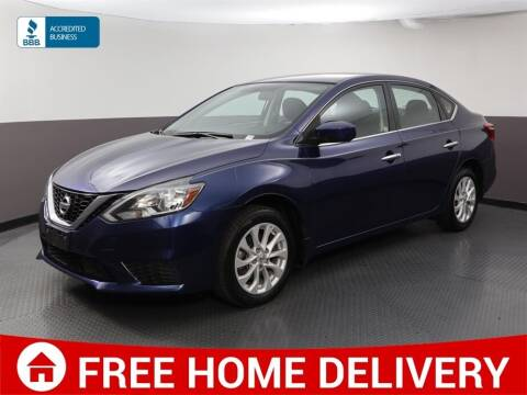 2018 Nissan Sentra for sale at Florida Fine Cars - West Palm Beach in West Palm Beach FL