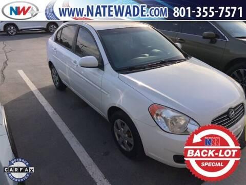 2011 Hyundai Accent for sale at NATE WADE SUBARU in Salt Lake City UT