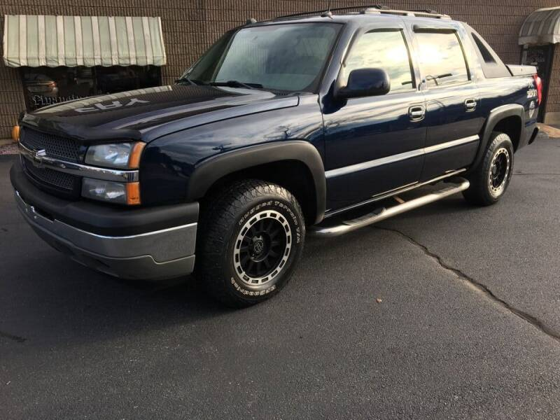 2005 Chevrolet Avalanche for sale at Depot Auto Sales Inc in Palmer MA
