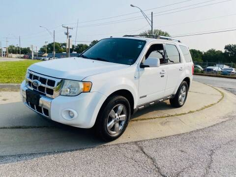 2008 Ford Escape for sale at Xtreme Auto Mart LLC in Kansas City MO