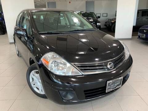 2011 Nissan Versa for sale at Auto Mall of Springfield in Springfield IL