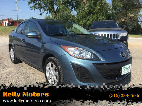 2010 Mazda MAZDA3 for sale at Kelly Motors in Johnston IA