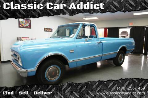 1967 Chevrolet C/K 20 Series for sale at Classic Car Addict in Mesa AZ