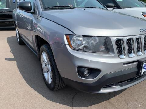 2017 Jeep Compass for sale at Ford Trucks in Ellisville MO