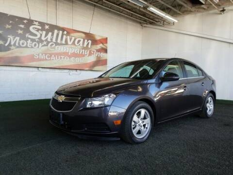 2014 Chevrolet Cruze for sale at SULLIVAN MOTOR COMPANY INC. in Mesa AZ