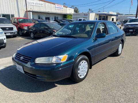 1997 Toyota Camry for sale at Ricos Auto Sales in Escondido CA