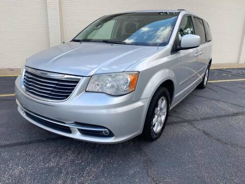 2011 Chrysler Town and Country for sale at Carland Auto Sales INC. in Portsmouth VA